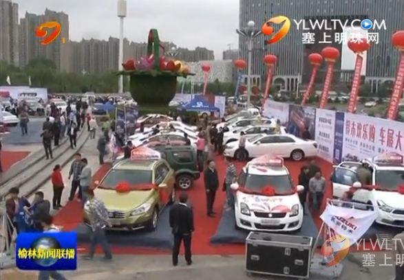 汽车文化节树立新标杆 成交额超过一亿元