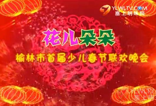 """2015""""花儿朵朵""""榆林市首届少儿春节联欢晚会(上)"""
